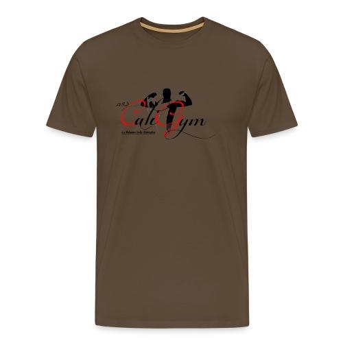 Cali Gym - Maglietta Premium da uomo