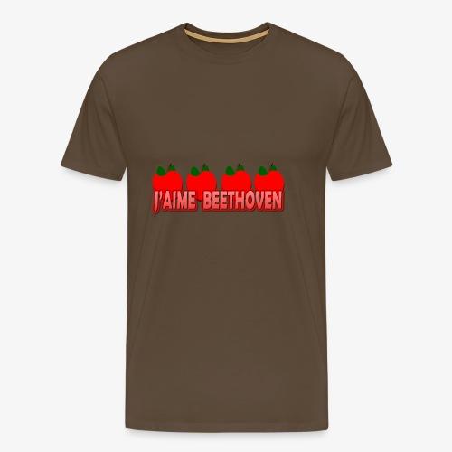 BEETHOVEN - T-shirt Premium Homme