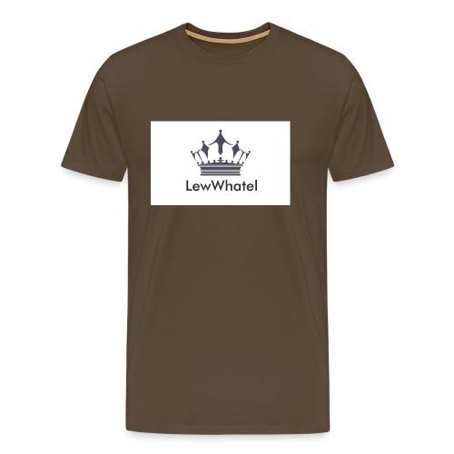 LewWhatel - Männer Premium T-Shirt