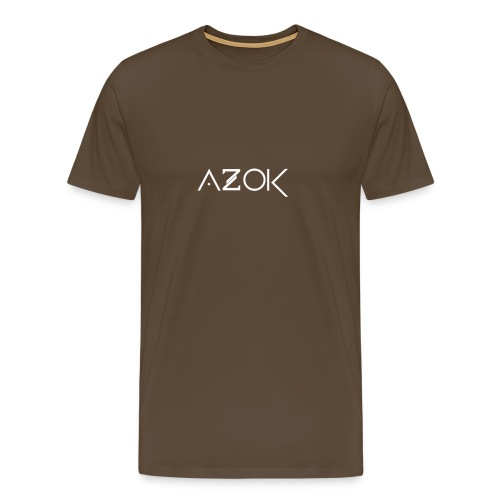 Azok Hoodie Red - Men's Premium T-Shirt