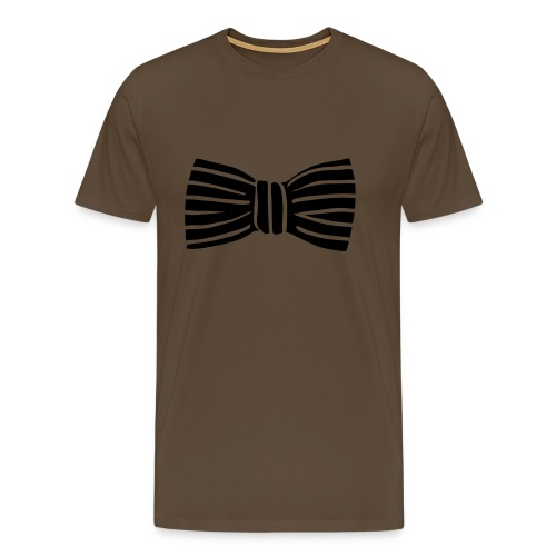 bow_tie - Men's Premium T-Shirt