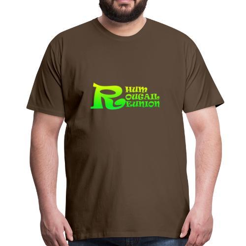 rhum vert - T-shirt Premium Homme