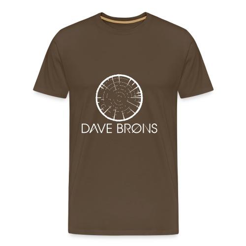 Dave Brons T Shirts logo design - Men's Premium T-Shirt
