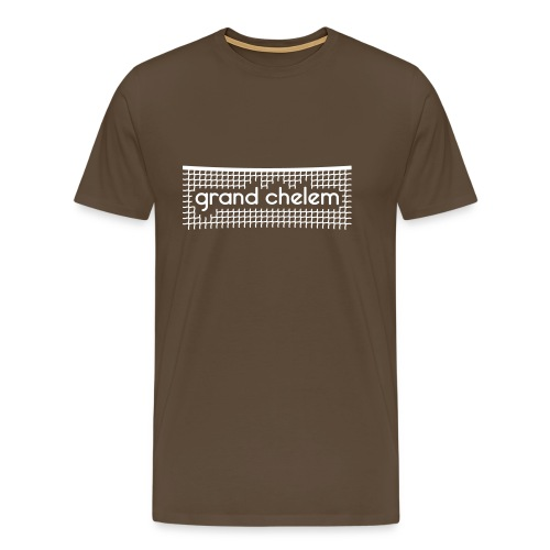 Grand Chelem - Personnalisable - T-shirt Premium Homme