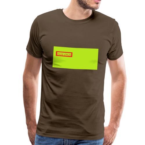 project - Men's Premium T-Shirt