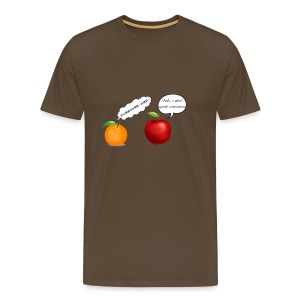420 in mandarin - Men's Premium T-Shirt