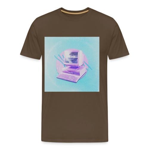 virtual - Männer Premium T-Shirt