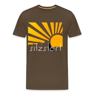 sun everywhere - Männer Premium T-Shirt