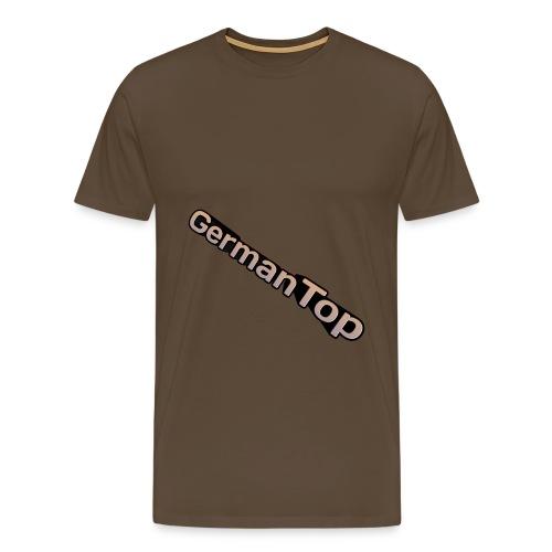 GermanTop Logo - Männer Premium T-Shirt
