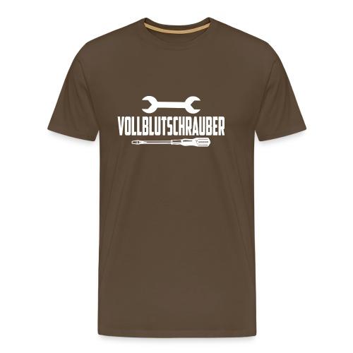 Vollblutschrauber - Männer Premium T-Shirt