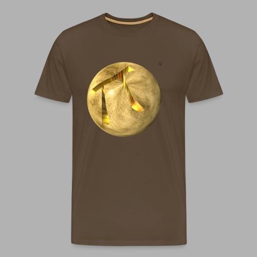 TDIMAGES PIGRECO - Maglietta Premium da uomo