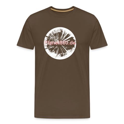 Planet360.de - Männer Premium T-Shirt