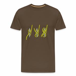 knots - Men's Premium T-Shirt