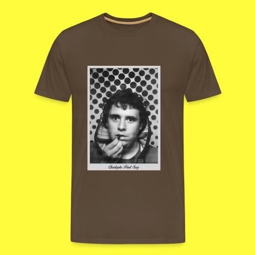 The Face - T-shirt Premium Homme