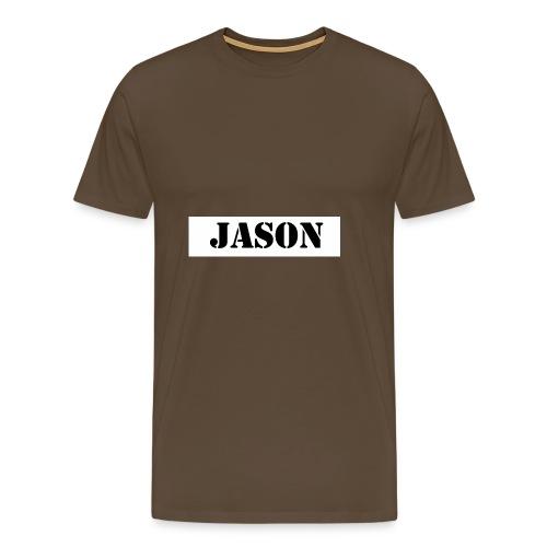 Hey ho hoffe euch gefallen die sachem - Männer Premium T-Shirt