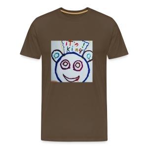 de panda beer - Mannen Premium T-shirt