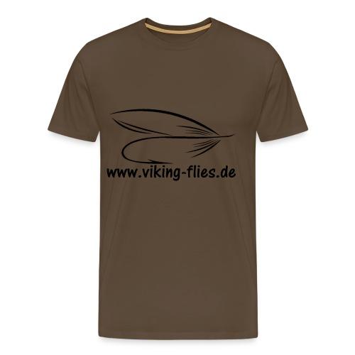 Viking Flies - Männer Premium T-Shirt