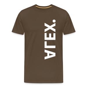 alex - Mannen Premium T-shirt