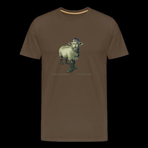 Limits of Perception 004 Housetier EP - Männer Premium T-Shirt