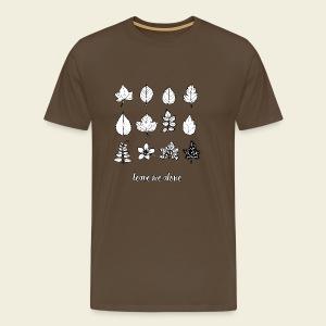 Leave me alone - Männer Premium T-Shirt