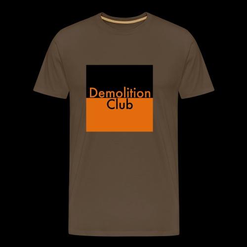 Demolition Club - Men's Premium T-Shirt