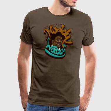Muddy Waters - Maglietta Premium da uomo
