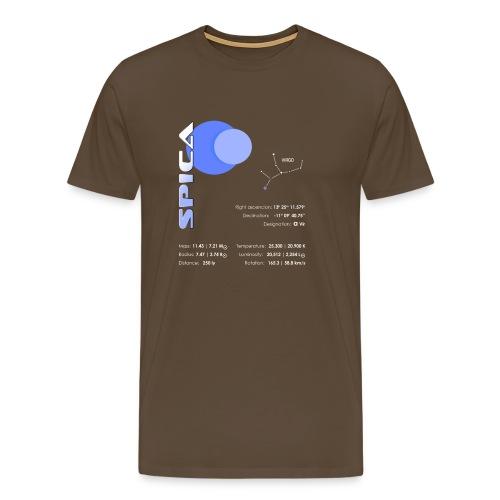 Spica - Männer Premium T-Shirt