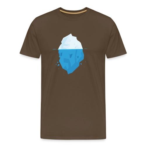 Iceberg - Maglietta Premium da uomo