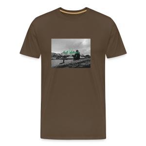 Lost and delirious - Premium T-skjorte for menn