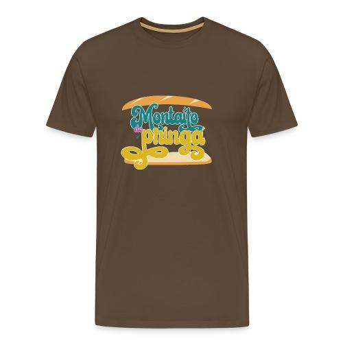 Montaíto de pringá - Camiseta premium hombre