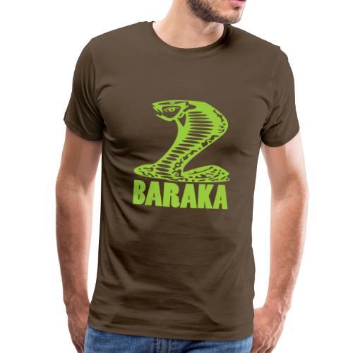 BARAKA La Mode qui prend soin de toi - T-shirt Premium Homme