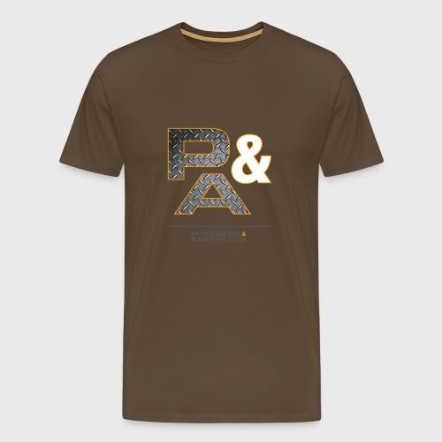 P&A - Camiseta premium hombre
