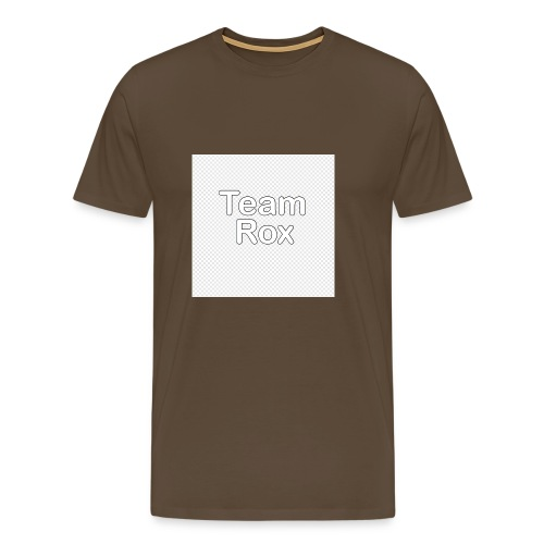 TEAM ROX mouse pads - Men's Premium T-Shirt