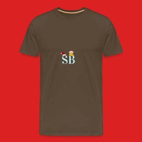 SB Xmas - Men's Premium T-Shirt