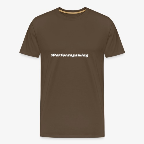Name - Männer Premium T-Shirt
