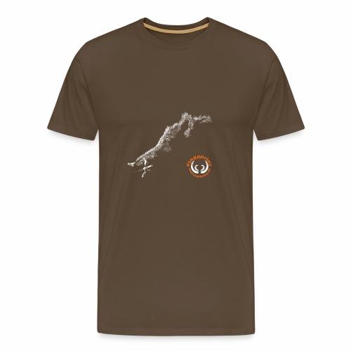 Jagdprinz - Wildschwein - Männer Premium T-Shirt