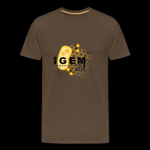 Logo - shirt women - Mannen Premium T-shirt