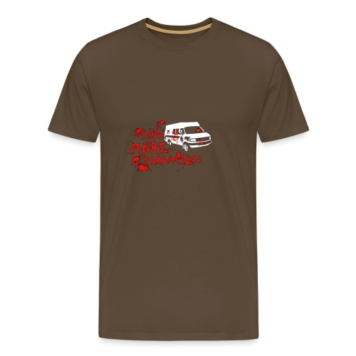 Send More Paramedics - Men's Premium T-Shirt