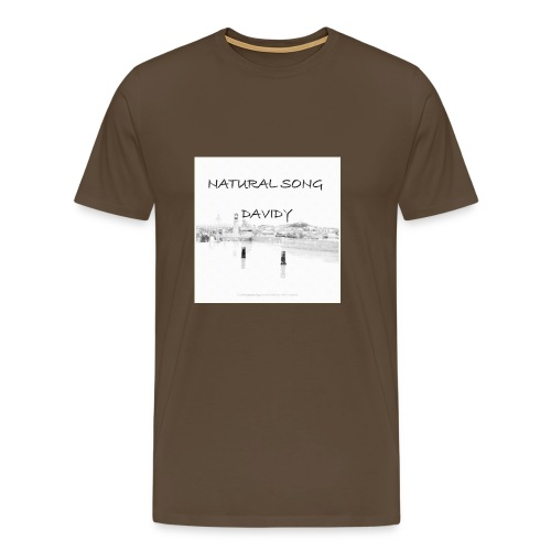 Natural song - T-shirt Premium Homme