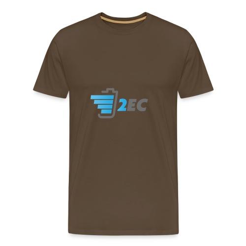 2EC Kollektion 2016 - Männer Premium T-Shirt