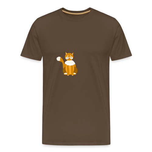Kitty cat - Men's Premium T-Shirt