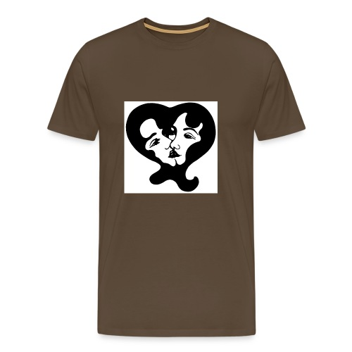 Girl Action - Men's Premium T-Shirt