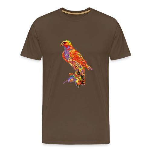 Haukka - Männer Premium T-Shirt