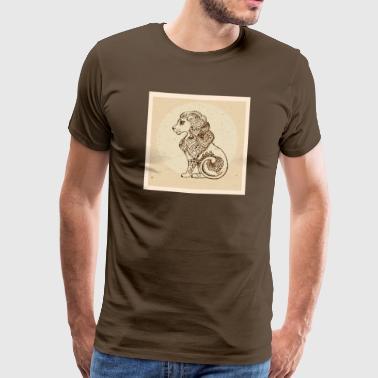 Leo - Camiseta premium hombre