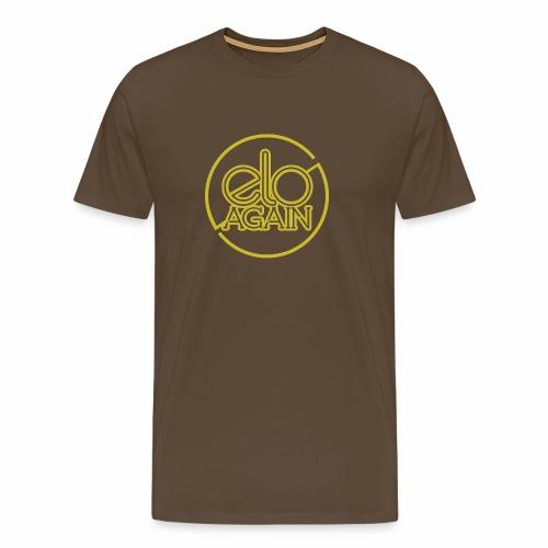 ELO AGAIN - Men's Premium T-Shirt
