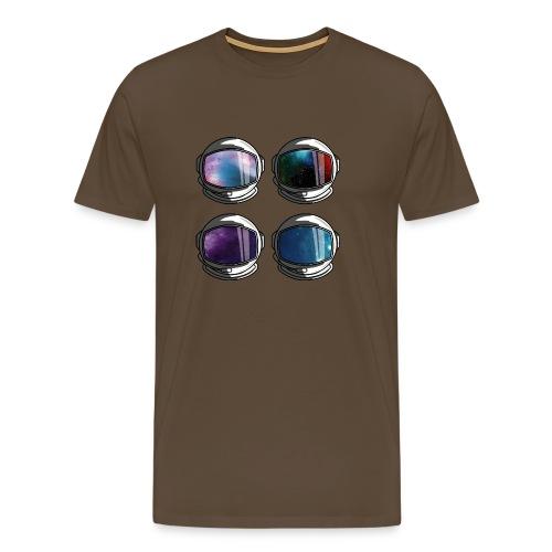 Zum Flug bereit - Männer Premium T-Shirt