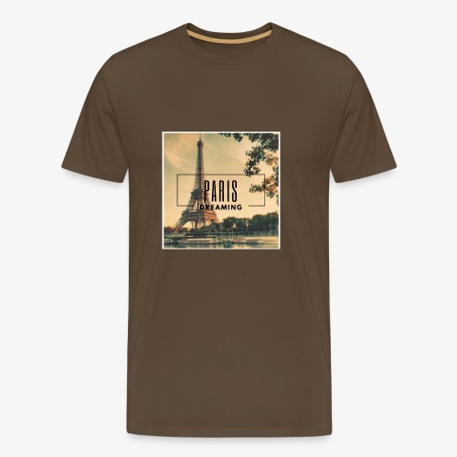 Paris Dreaming - Men's Premium T-Shirt