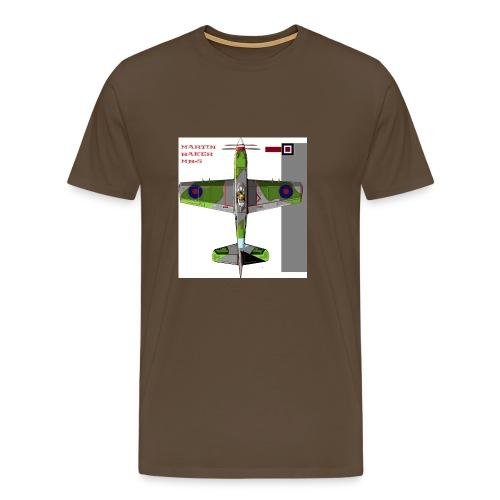 Martin Baker MB 5 - Men's Premium T-Shirt