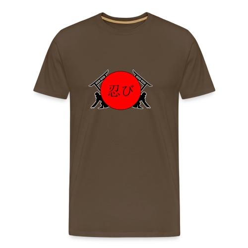 Shinobi - T-shirt Premium Homme