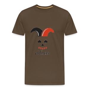 diluca's clown - Mannen Premium T-shirt